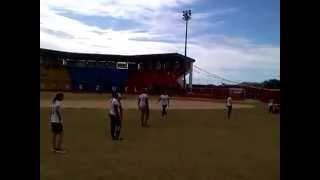 Yarua vs Libelulas - Liga Oriental En margarita Ultimate frisbee Venezuela