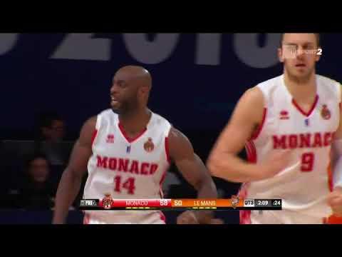 Résumé Vidéo SFR SPORT - Leaders Cup Monaco vs MSB