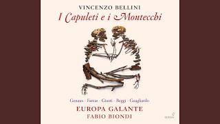 I Capuleti e i Montecchi, Act I: Act I: Sinfonia