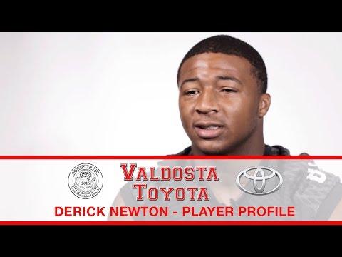 Derick Newton - Coffee County High School Football