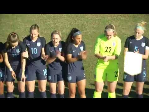 2017 U-20 Women's Nike International Friendlies: Finland vs. England