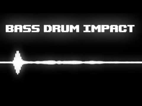 Bass Drum Impact Sound Effect [Free]