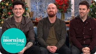 Baixar The Script Reveal Their Tough Year Helped Inspire Their New Number One Album   This Morning
