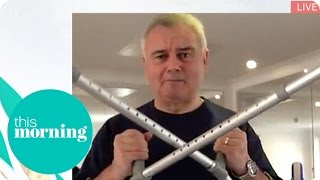 Eamonn Holmes Live From Rehab | This Morning