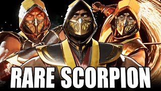 Mortal Kombat 11 - Ultra Rare Scorpion Skin + New Years Tower!