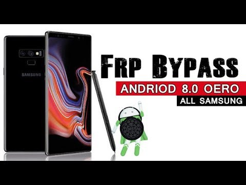 Bypass FRP Galaxy Note 8 Android 8 0 Without PC | FRP 2019