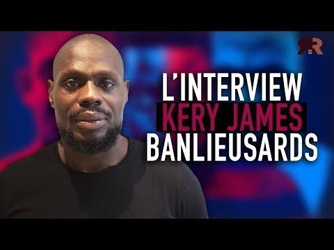 """Youtube: KERY JAMES – Banlieusards: """"Ils avaient conscience qu'on ne pouvait pas manipuler ma parole"""""""