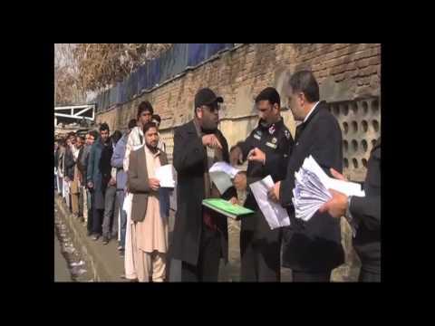 Afghanistan Passport Department 28 Feb 2015 Waheed Faizi Ashna TV VOA Afghanistan