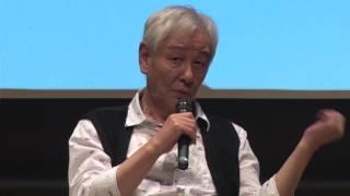 俳優 近藤 正臣 医師 長尾 和宏(副代表幹事)