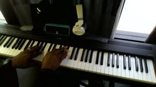 Piano Tutorial on You Deserve it By J J Hairston and Youthful Praise