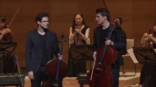 2CELLOS - Bach Air on a G string  (Live at Suntory Hall, Tokyo)