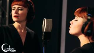 """Lucius - """"Born Again Teen"""" (Recorded Live for World Cafe)"""