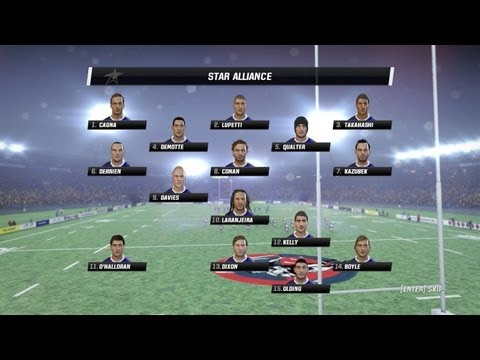 WFR XVIII - Star Alliance vs Capital Rugby
