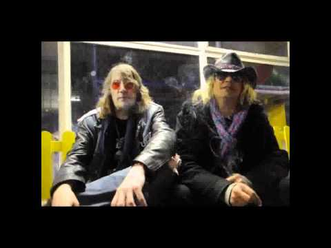 Interview with DONNIE VIE & CHIP ZNUFF of ENUFF'Z'NUFF
