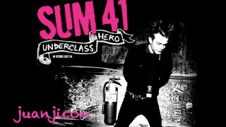 Best of me (Sum 41) + LETRA (Spanish & English) en la descripción.
