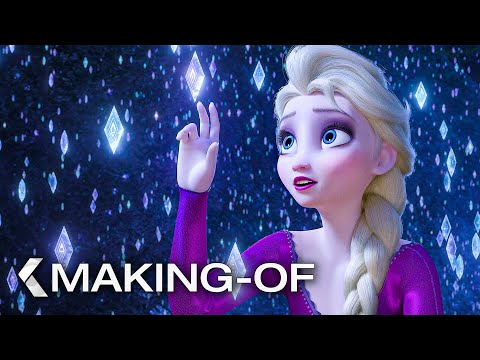 Into The Unknown Song - FROZEN 2 Bonus Feature (2019)