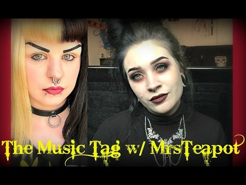 The Music Tag! (Collab w/ MrsTeapot!) | Astrid Aesthetic