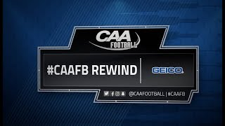 CAA Football Rewind -- August 31st