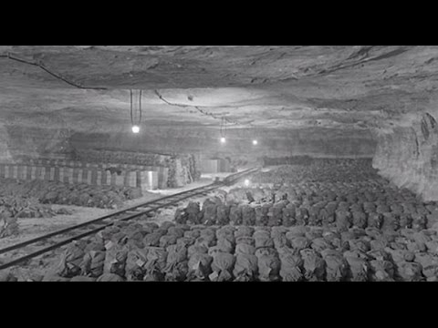 Treasure Hunters find $15 Billion of Gold in Train Tunnel?
