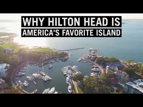 Hilton Head: Best US Island | World's Best 2018 | Travel + Leisure