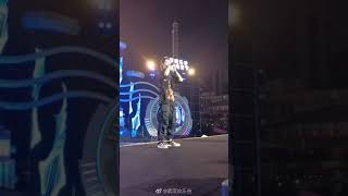 【黄明昊Justin Huang】武汉音乐节 《After Leaving》《Liar》Live(190720)