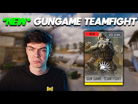 *NEW* Gun Game Team Fight Mode Is Goofy In COD Mobile...