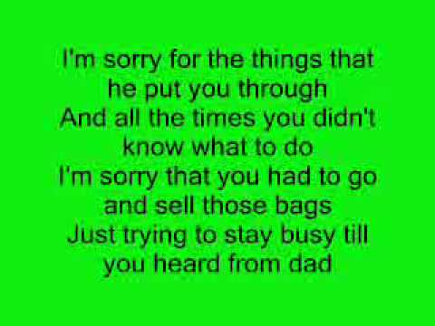 Akon - Sorry, blame it on me W / Lyrics