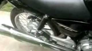Prueba Ralenti - Honda CG Titan 150cc 2011