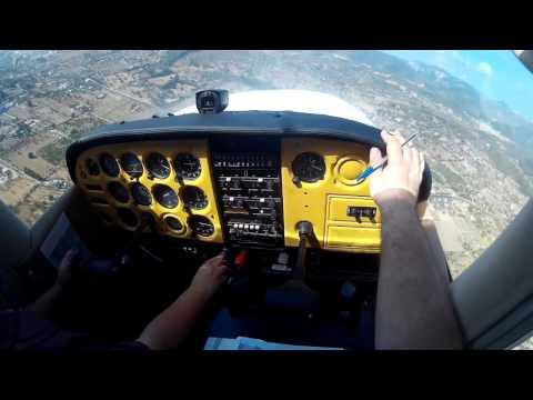 Hacemos un Test flight   Cessna C172N