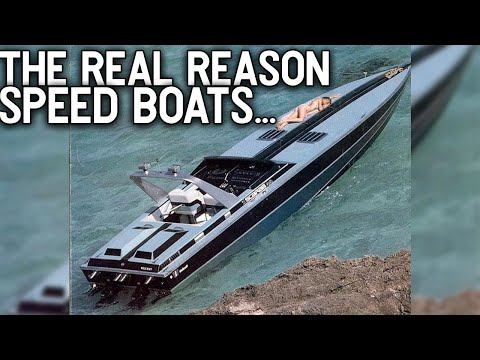 The REAL Reason SPEED BOATS Went Out of Style!
