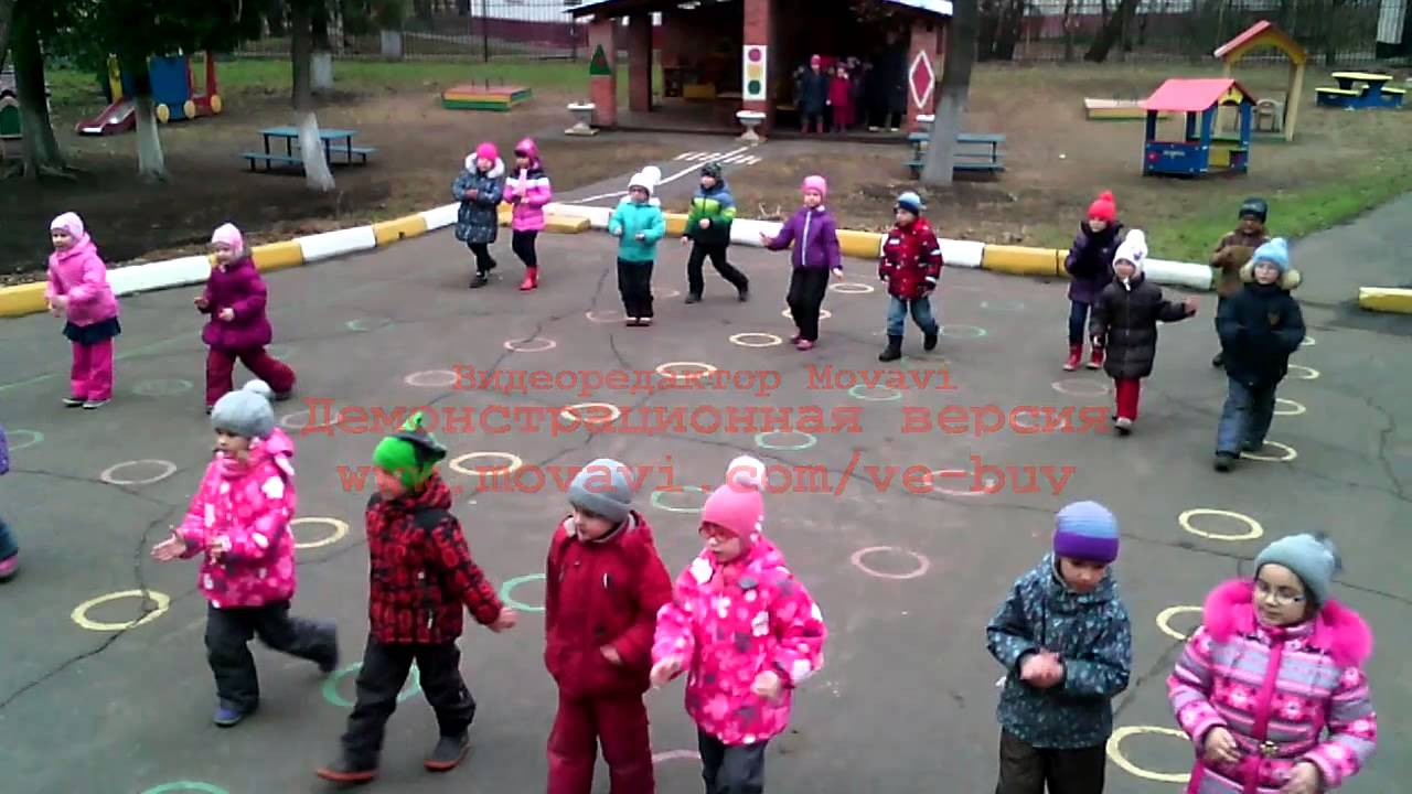 Картинки флэшмоб в детском саду