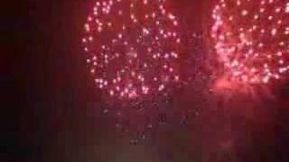 Rodmell Fireworks CSBS 2007