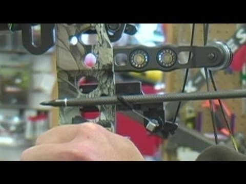 Why use the Limb driver arrow rest by VaporTrail How it works our set @ A-1  Archery