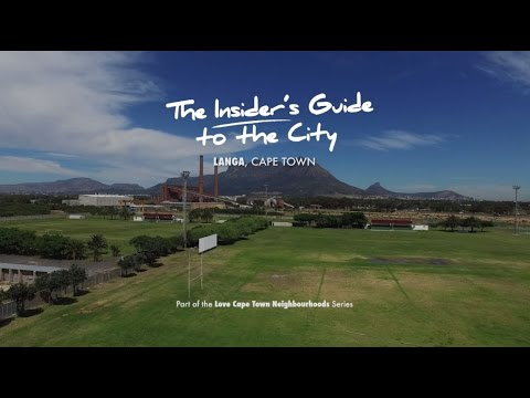 Langa: The Love Cape Town Neighbourhoods Series