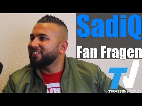 SadiQ Fan Fragen: Free Gaza, Afghanisches Feature, Azzlackz, FFM, KKS