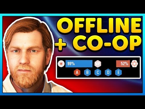 CO-OP + INSTANT ACTION Gameplay & Impressions - Star Wars Battlefront 2