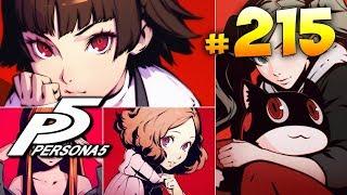 Persona 5 ► запись стрима #215 (30.08.2019)