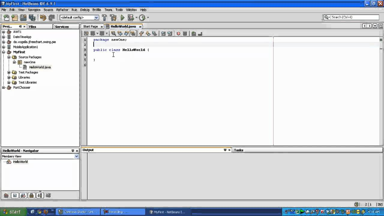 Bangla tutorial j2se build run a program using netbeans bangla tutorial j2se build run a program using netbeans baditri Images