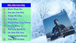 Album Căn Gác Lưu Đày - Nguyễn Hồng Ân [Official]