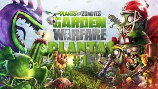 Plants vs Zombies Garden Warfare Gameplay