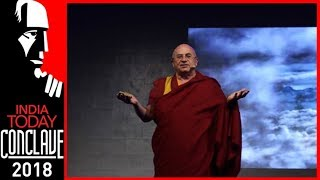 Altruism, Best Answer To The Challenges Of Our Time : Matthieu Ricard | India Today Conclave 2018 thumbnail
