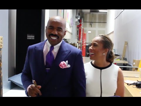 20 QUESTIONS with Steve and Marjorie Harvey || STEVE HARVEY