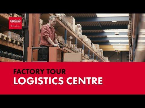 Logistics centre - NOOTEBOOM FACTORY TOUR #4