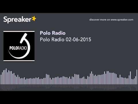 Polo Radio 02-06-2015 (hecho con Spreaker)