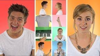 I Wanna See You Roar - Clara & Daniel