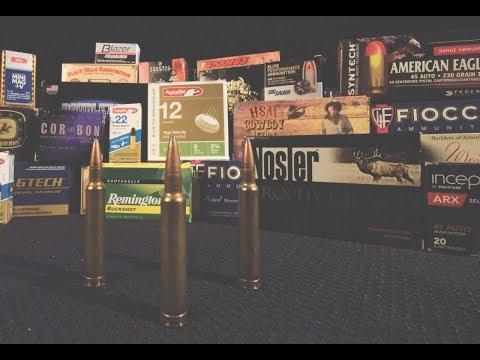 In Case of Emergency; New Shooters; Universal Hunting Cartridge: Gun Talk Radio| 10.15.17 B