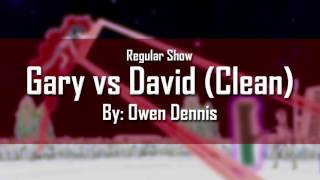 Regular Show Synthesizer (Gary Vs. David) extended version