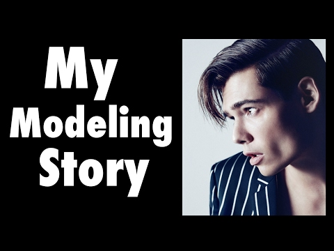 How I became a Male Model