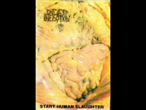 Dead Infection - Start Human Slaughter (Full Demo)