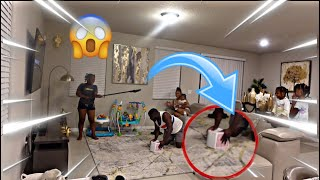 Mouse In The House PRANK On Little Girl Then This Happen